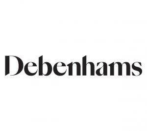 Debenhams returns-Debenhams Logo